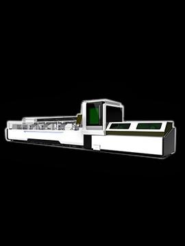 Máquina a Laser Corte de Tubos